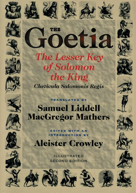 Red Wheel ∕ Weiser Online Bookstore   The Goetia: The