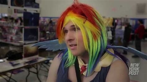 The most epic Bronies at the My Little Pony convention