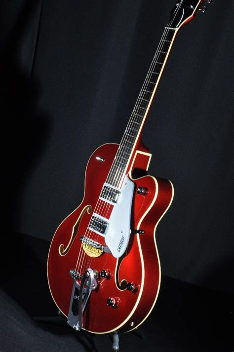 Gretsch G5420T CAR Candy Apple Red Electromatic Hollow