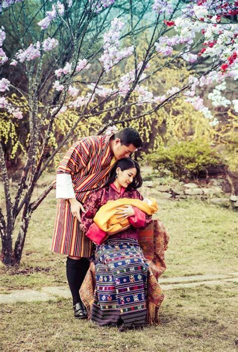The King and Queen of Bhutan release first official solo