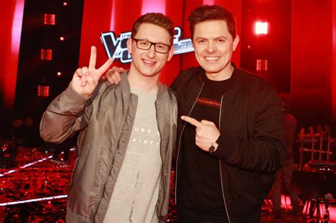 """""""The Voice of Germany"""": Michael Patrick Kelly macht Schluss"""