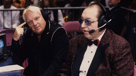 Hi, My Name Is: Gorilla Monsoon - Cageside Seats