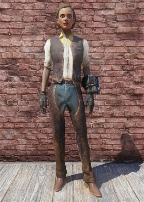 Western outfit & chaps (Fallout 76)   Fallout Wiki