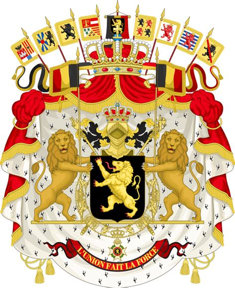 What are some of the most beautiful coat of arms in