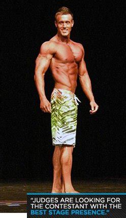 Men's Physique Contests: Preparation Advice From 3