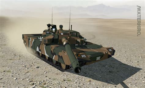Asia MBT Pack - Heavy Armor - Armaholic