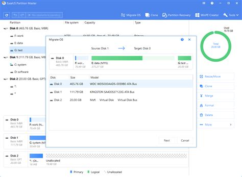 Essential Partition manager server software for companies