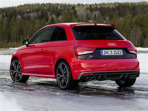 Audi S1 Coming in 2019 With 250 HP and quattro - autoevolution