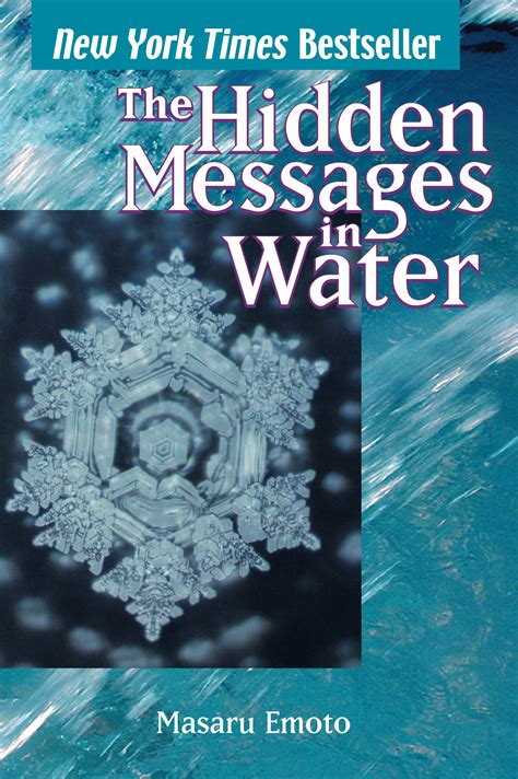 Hidden Messages in Water | Book by Masaru Emoto | Official
