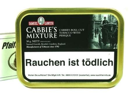 Samuel Gawith Cabbie`s Mixture