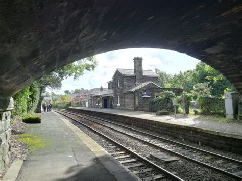 Mouldsworth - Cheshire Best Kept Stations