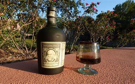 Ron Diplomatico Reserva Rum From South America