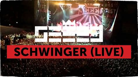 Seeed - Schwinger (Live) - YouTube