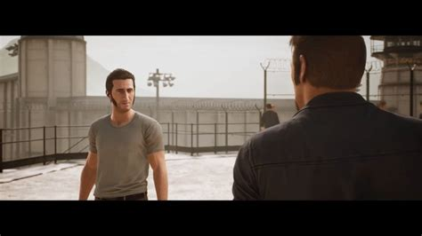"""Fight Off Fleece Johnson In New Prison Game """"A Way Out"""