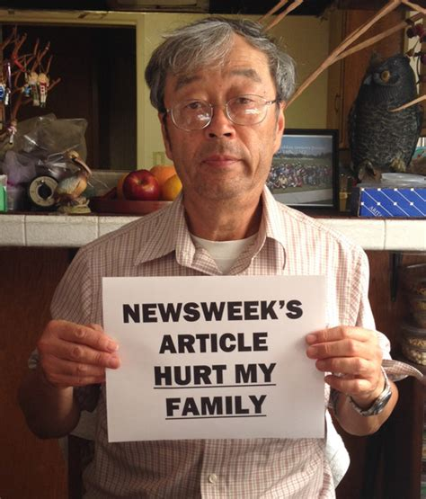 Newsweek lied? Dorian Nakamoto takes on the publisher over