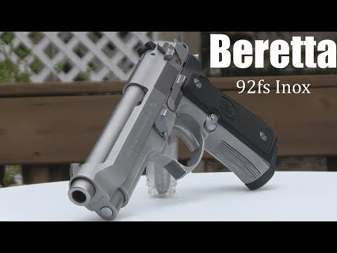 ARMSLIST - For Sale: Beretta 92fs inox stainless with