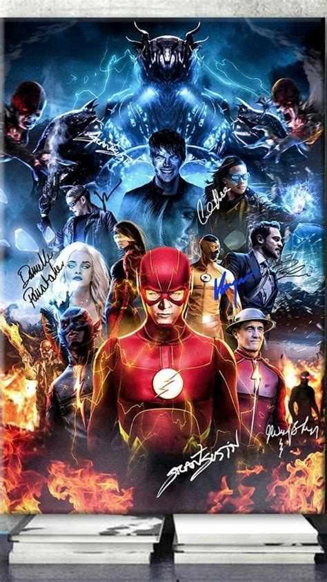 Pin by Flash boy on dc wallpapers and logos | Flash tv