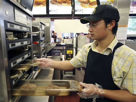 Tensions Between McDonald's And Its Franchisees Could Get