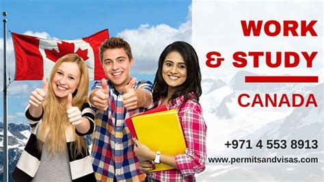 Work and Study in Canada From UAE   Inquire Now