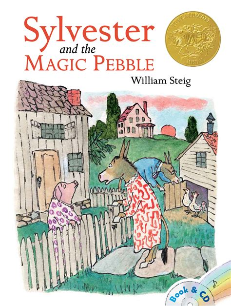 Sylvester and the Magic Pebble | Book by William Steig