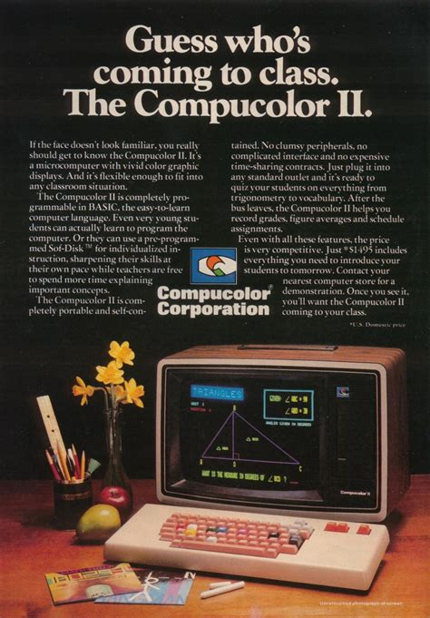 Vintage Computer Advertisements from the late 1970s