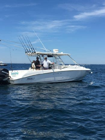 2006 Boston Whaler 320 Outrage $94,900 *SOLD* - Outermost