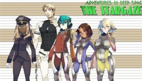 Visual Novel The Stargazers Charts a Path for Steam and