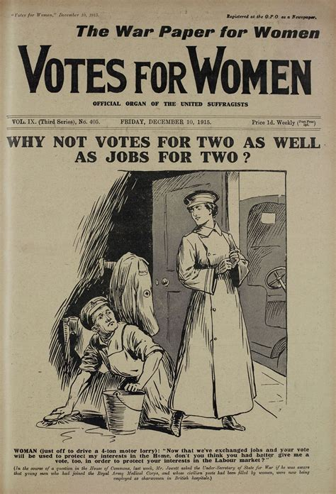 Suffrage - Source - Individual