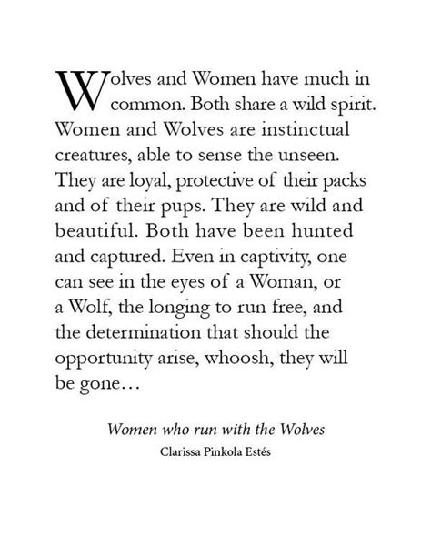 Wolves and Women x   Wolf quotes, Inspirational quotes