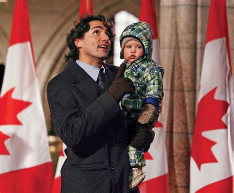 Justin Trudeau Family - Parents, Siblings, Wife, Children