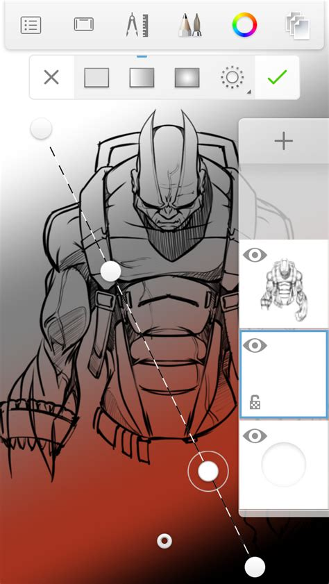 New Autodesk SketchBook Mobile App Released for iOS