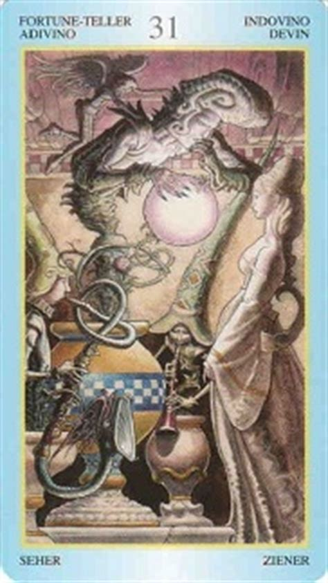 Dream Cards Reviews & Images | Aeclectic Tarot