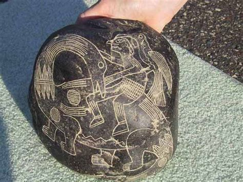 Ica Burial Stones   Creation, Dinosaurs, and the Bible