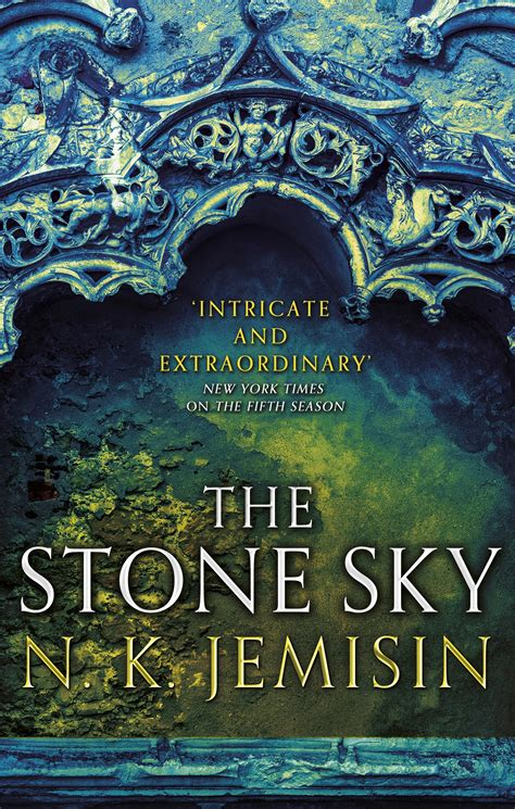 The Stone Sky by NK Jemisin book review | SciFiNow - The