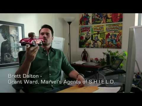 MARVEL Agents of SHIELD TV Series Season 1 Episode 15 Yes