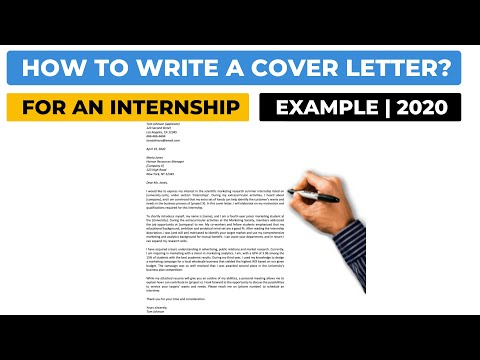 Biology Cover Letter (Sample Letter & Examples) + Writing Tips