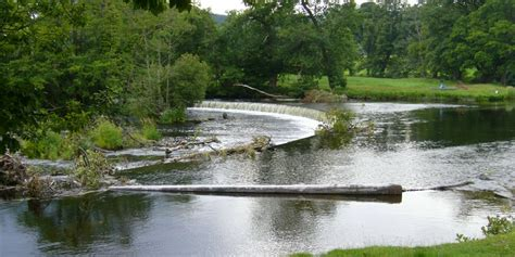 Llangollen and the Horseshoe Falls | Places to visit