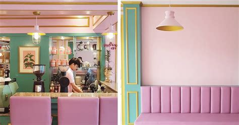 Charming Café Looks Like It's From a Wes Anderson Film