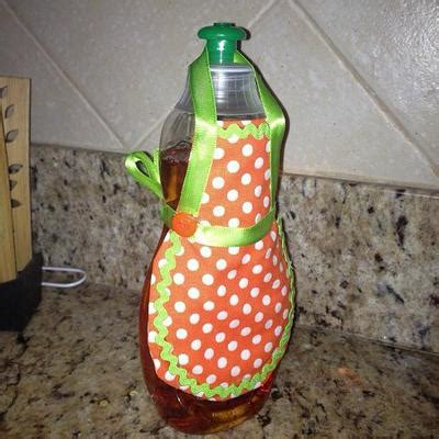 Dish Soap Apron Or Dress: Cute Way To Brighten Up Your