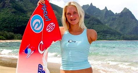 Bethany Hamilton: The Surfer Who Lost Her Arm To A Shark