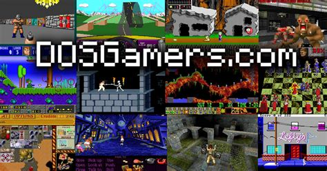 DOS Games on Windows 10, Windows 8 and 7