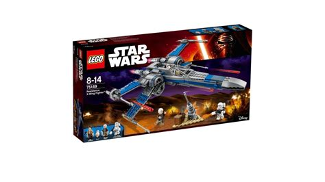 Resistance X-Wing Fighter - LEGO® Star Wars [article