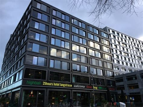25hours Hotel Zurich Langstrasse: A Hip Lodging for More