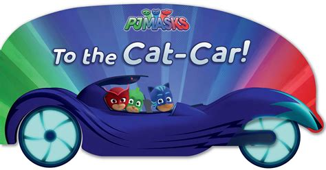 To the Cat-Car! | Book by Daphne Pendergrass | Official