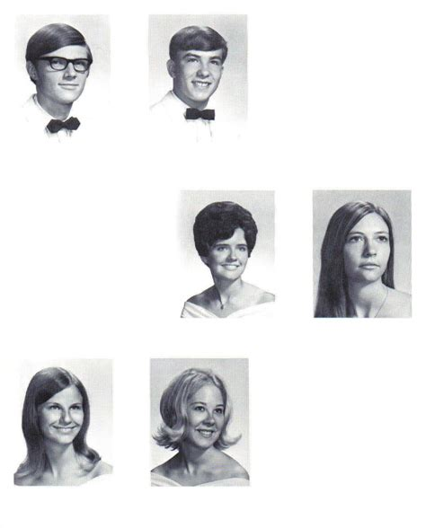 """WWHS Alumni """"1970 Class Roster"""" Page 6 - Portsmouth, VA"""