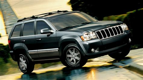 2008 Jeep Grand Cherokee (US) - Wallpapers and HD Images