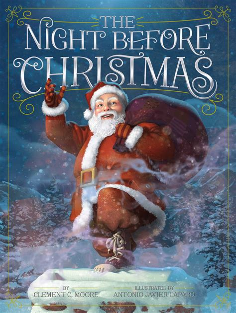 The Night Before Christmas | Book by Clement C