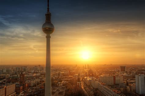 Berlin - City in Germany - Sightseeing and Landmarks