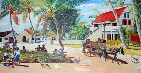 The Art of Chagos – Paintings of Clement Siatous | www